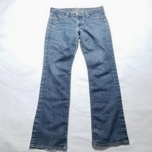 Old Navy The Flirt  Stretch Mid Rise Bootcut Jeans